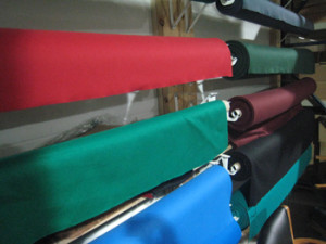 Middletown pool table recovering pool table cloth colors