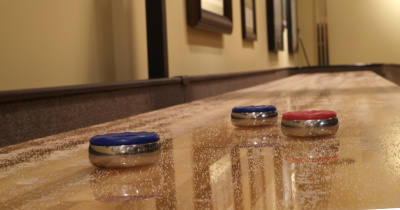 Middletown SOLO® Shuffleboard Installers Image.