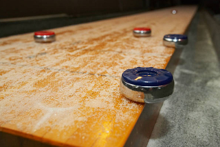 SOLO® Shuffleboard Movers Middletown, Ohio.